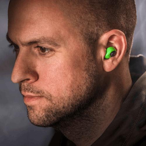 אטמי אוזניים אלקטרוניים לשמיעה סלקטיבית EEP-100 3M