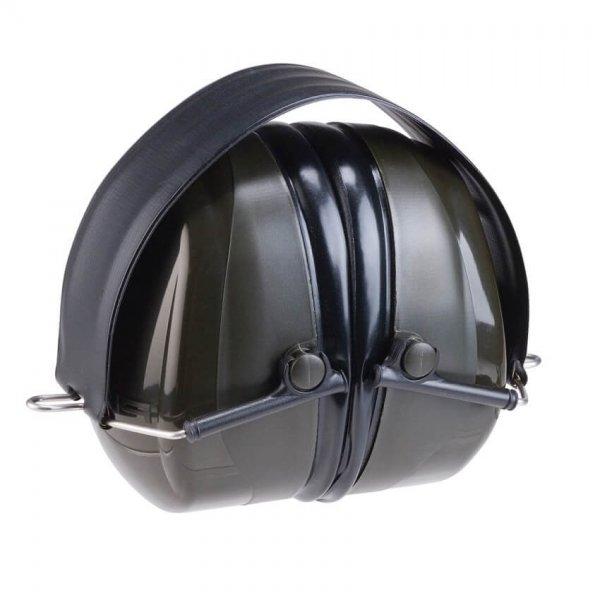 אוזניות מתקפלות נגד רעש דגם H7F לאחסון נוח ומטווחי ירי