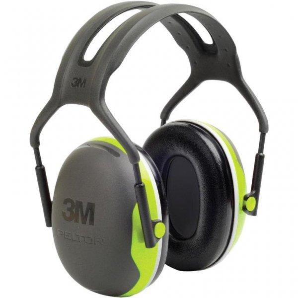 אוזניות נגד רעש X4A 3M PELTOR שלוש אמ פלטור קשת ראש