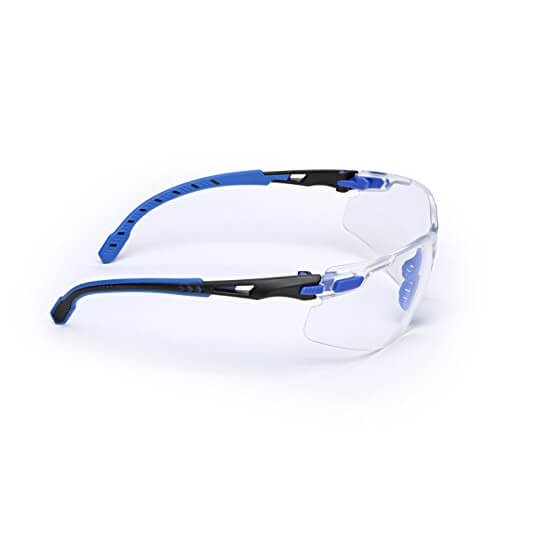 משקפי מגן ספורטיביות קלות משקל עם עדשה נגד עירפול ושריטות 3M Solus