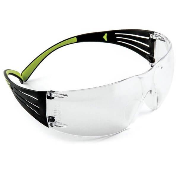 משקפי מגן עם עדשות נגד שריטות וערפל Secure Fit 400