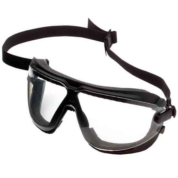 משקפי אבק עם פרופיל דק, נוחות במיוחד 3M