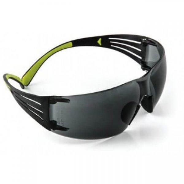 3m_securefit_400-משקפי מגן Secure Fit 400 עדשות נגד שריטות וערפל עדשה כהה שמש-min