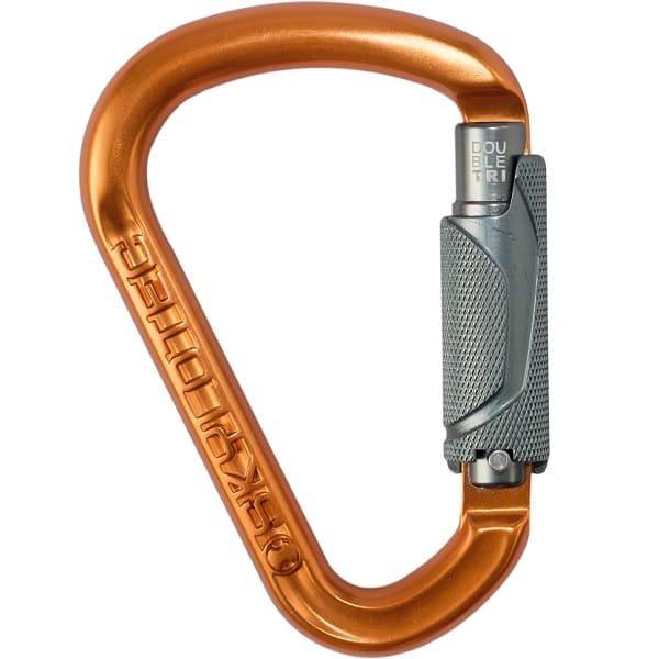טבעת אבטחה - קרבינה עם נעילה משולשת מקסימלית