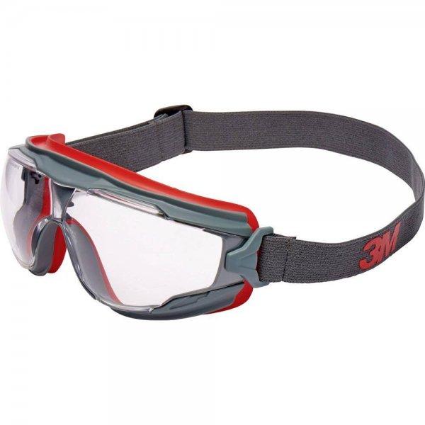 משקפי מגן גוגלס חדשות מבית 3M Goggle Gear עם עדשות נגד ערפול