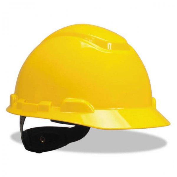 כובע מגן 3M, בעל 4 נק' עיגון ומנגנון רצ'ט | H700
