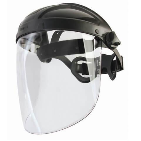 מגן פנים ראשיה וחלון פוליקרבונט Honeywell